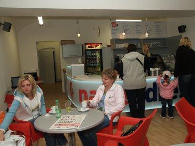 Našeadresa - kavárna Kroměříž