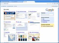 Google Chrome: New Tab multiple
