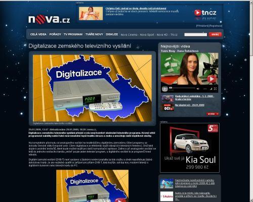 Digiweb - Nova