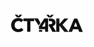 Čtyřka - nové logo ČT 4