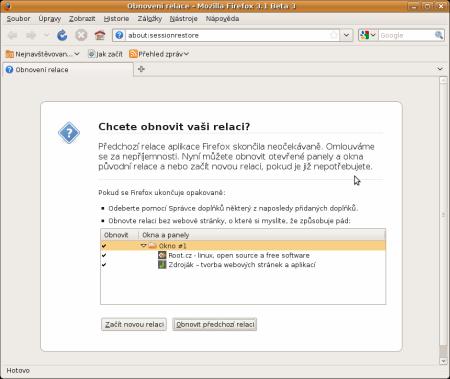 Firefox 3.5 - 4