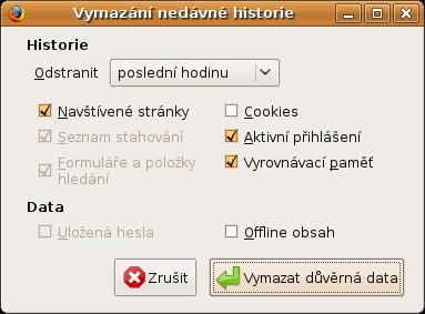 Firefox 3.5 - 6