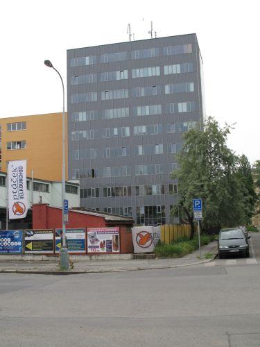 Z 1 budova