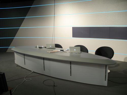 Z 1 zpravodajské studio