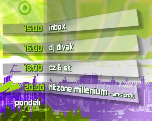 Óčko - grafika 2010