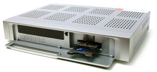 Humax HDCI-2000 zepředu