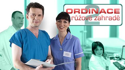 TV Nova - seriál Ordinace v růžové zahradě 2