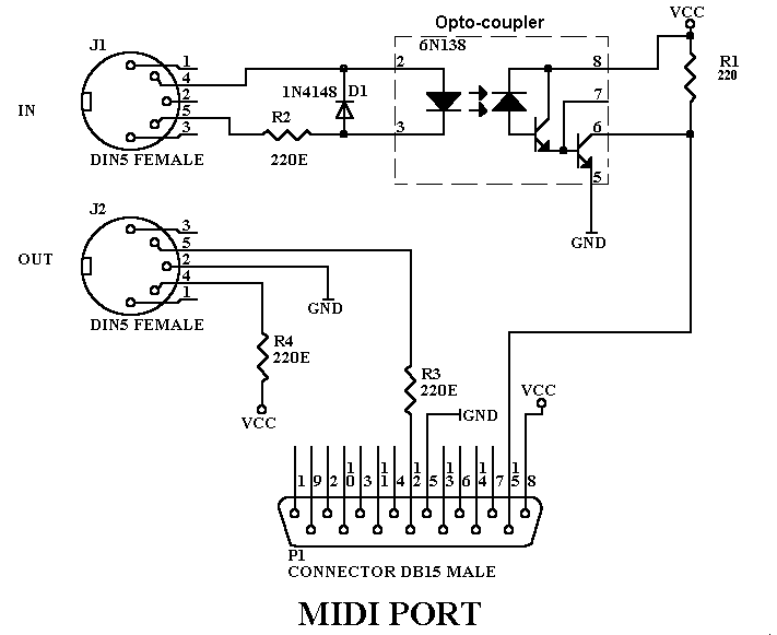 Question about 6n137 optocoupler AVR Freaks