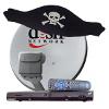 Ilustrační piráti satelitní 100