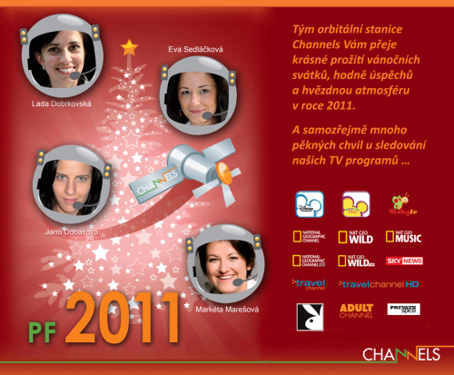 Channels - PF 2011