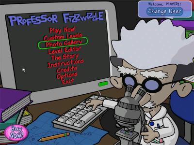 Professor Fizzwizzle 1