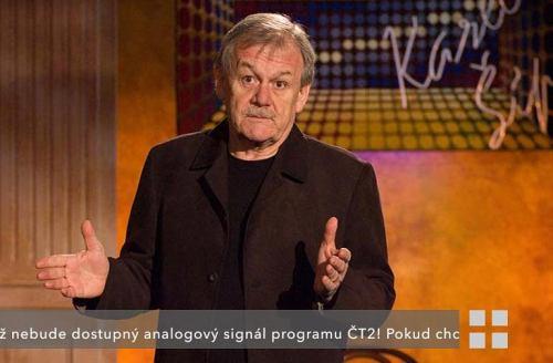 Varovný piktogram ČT