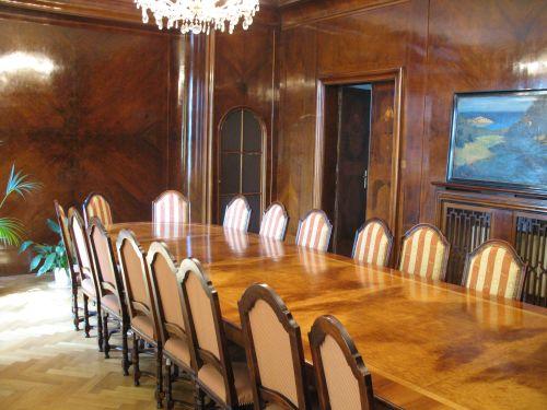 RRTV historická zasedací místnost 2