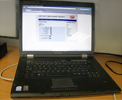 DST-10CI laptop