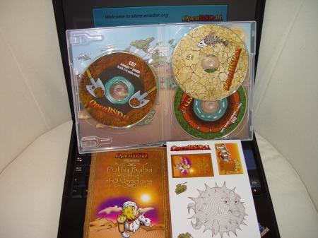 CD OpenBSD