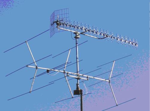 Test dálkového příjmu DVB-T - 2