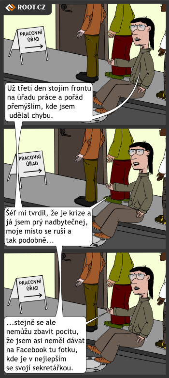 Komiks krize