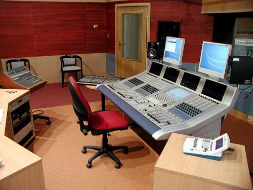 Český rozhlas Regina studio