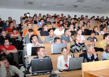 WebExpo - sál 1
