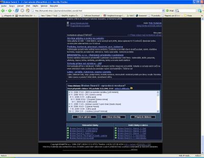 Reklama Etarget - screenshot