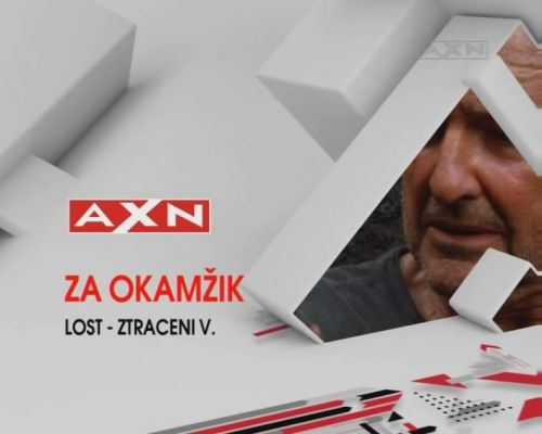 AXN v češtině screenshot