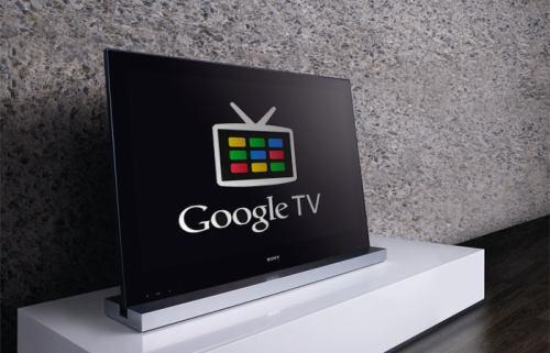 Google TV - televizor Sony