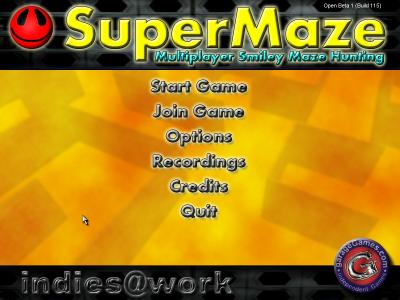 Supermaze 1