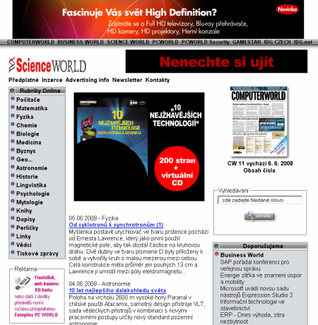 ScienceWorld screenshot
