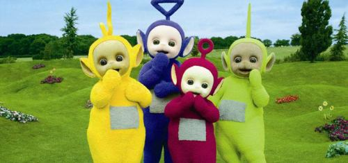 TV Barrandov - Teletubbies