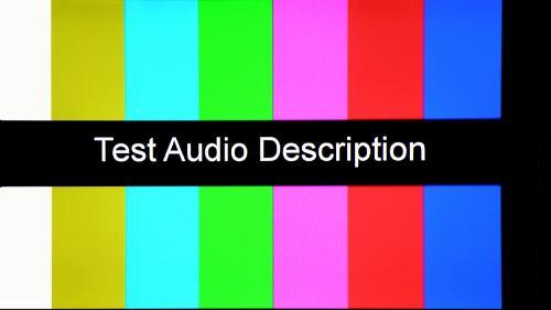Test Audio Description - multiplex 3