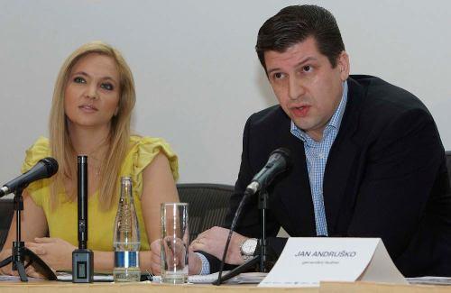 TK Nova jaro 2011 - Alex Ruzek, Jan Andruško