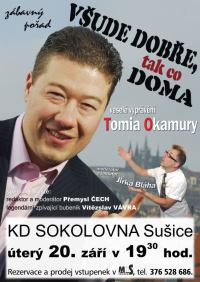 Tomio Okamura - beseda