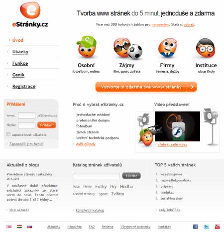 tvorba www stránek a...