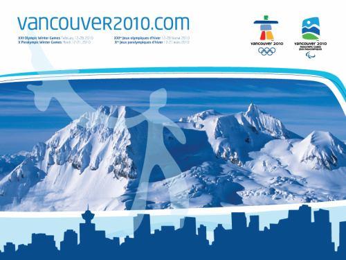 Vancouver 2010 - tapeta
