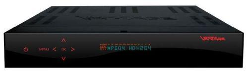 Vantage HD-7100 S přední panel