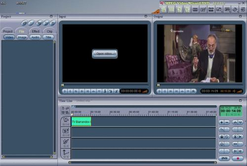 Womble MPEG Video Wizard