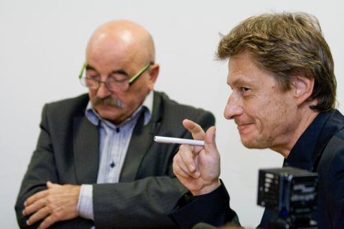 Josef Havel, Richard Medek