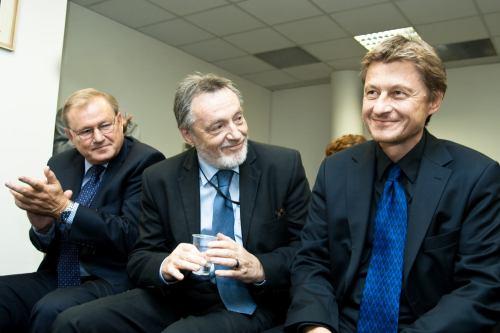 Jiří Mejstřík, Peter Duhan, Richard Medek