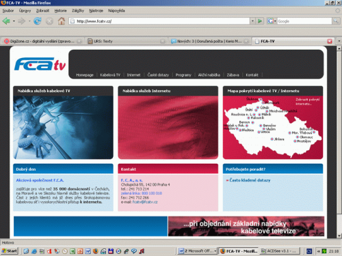 F.C.A. web