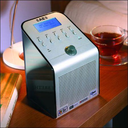 Wifi Internet radio