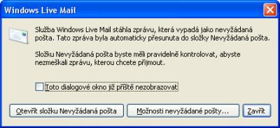 WLM - spam