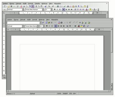 OOo 2.0 - Writer