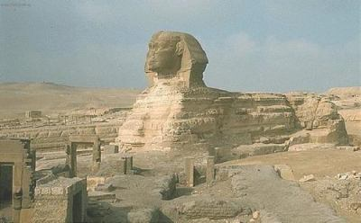 sfinga, egypt, památky,