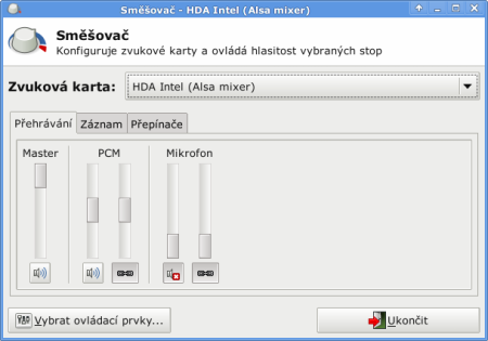 Xfce 4.6 - Smesovac