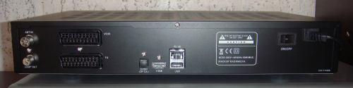 Kaon KCF-B3000 HCO - zadek