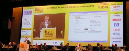 slavnostní zahájení ISSS