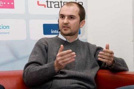 Pavel Zima na dubnovém NetClubu