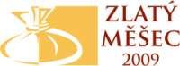 Zlat Mec 2009 - logo