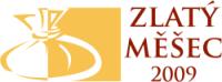 Zlatý Měšec 2009 - logo