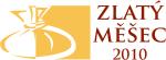 logo Zlatý měšec 2010